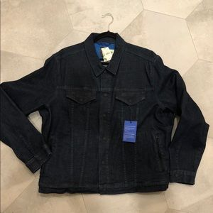 GAP denim jacket men's XL.